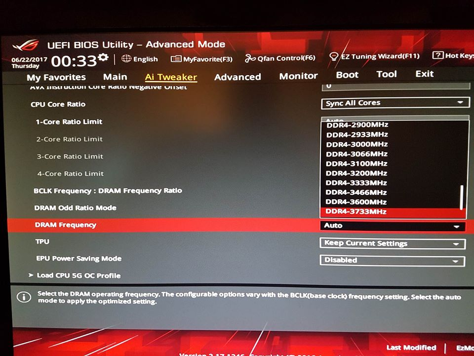 BIOS and ram speed - CPUs, Motherboards, and Memory - Linus Tech Tips