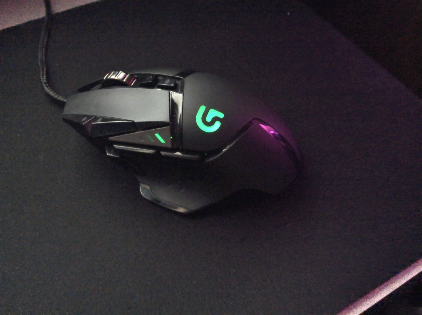 8cc0ec031c8 G502 Too Heavy For Gaming? - Peripherals - Linus Tech Tips