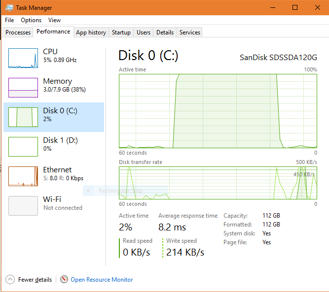 Windows 10 freezes for 15-30 seconds then goes back to normal