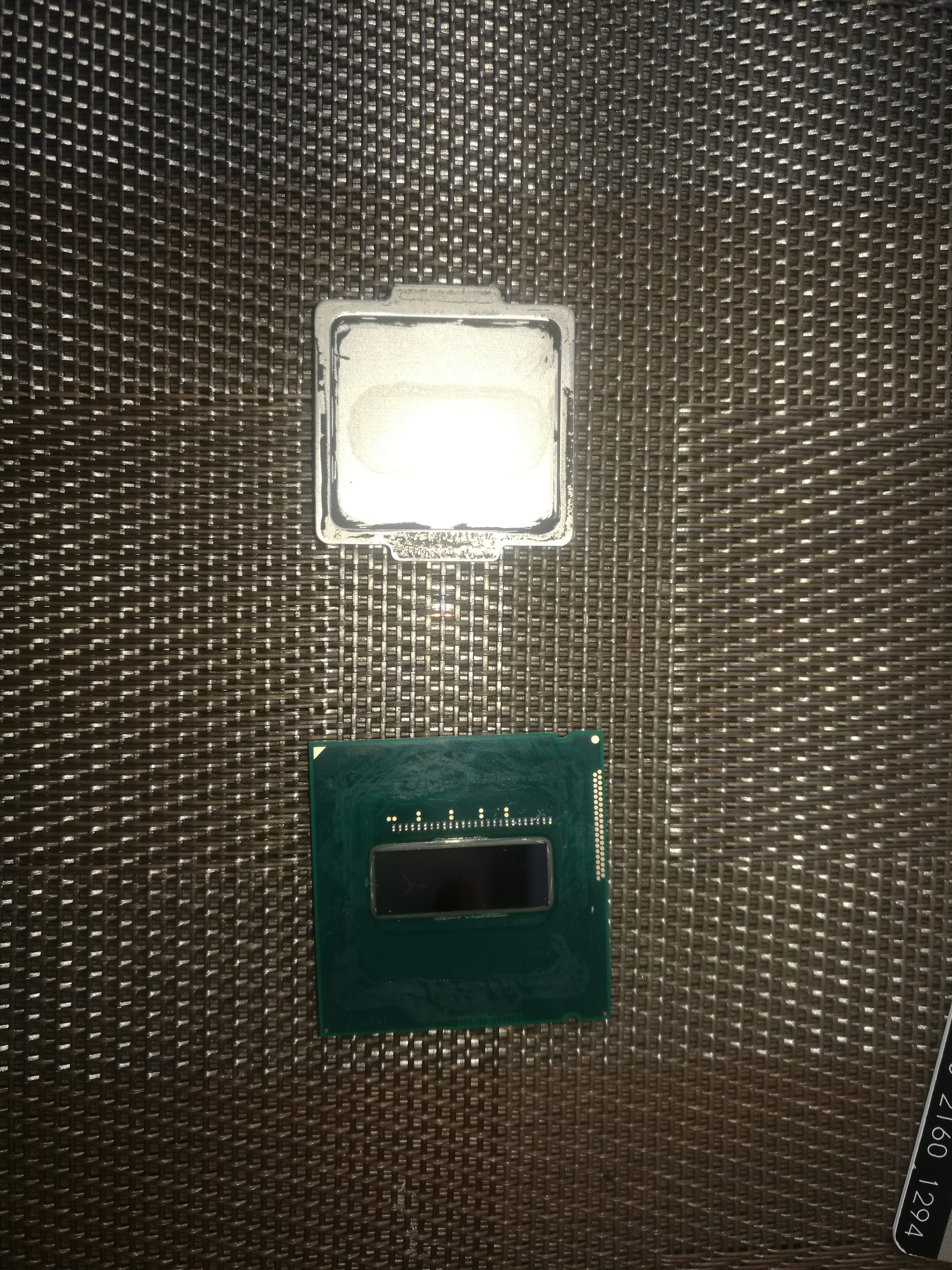 i7 4770k - Delided - CPUs, Motherboards, and Memory - Linus Tech Tips
