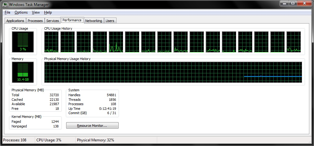Is this normal for Ryzen 7 1700 in win7? - CPUs