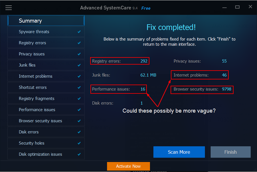 advanced system optimizer game booster