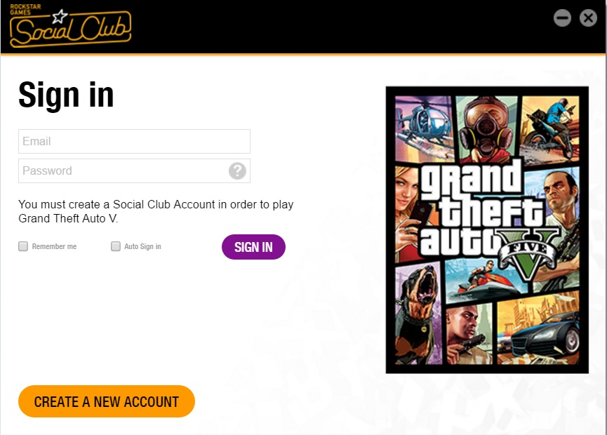 activation code for gta 5 pc social club