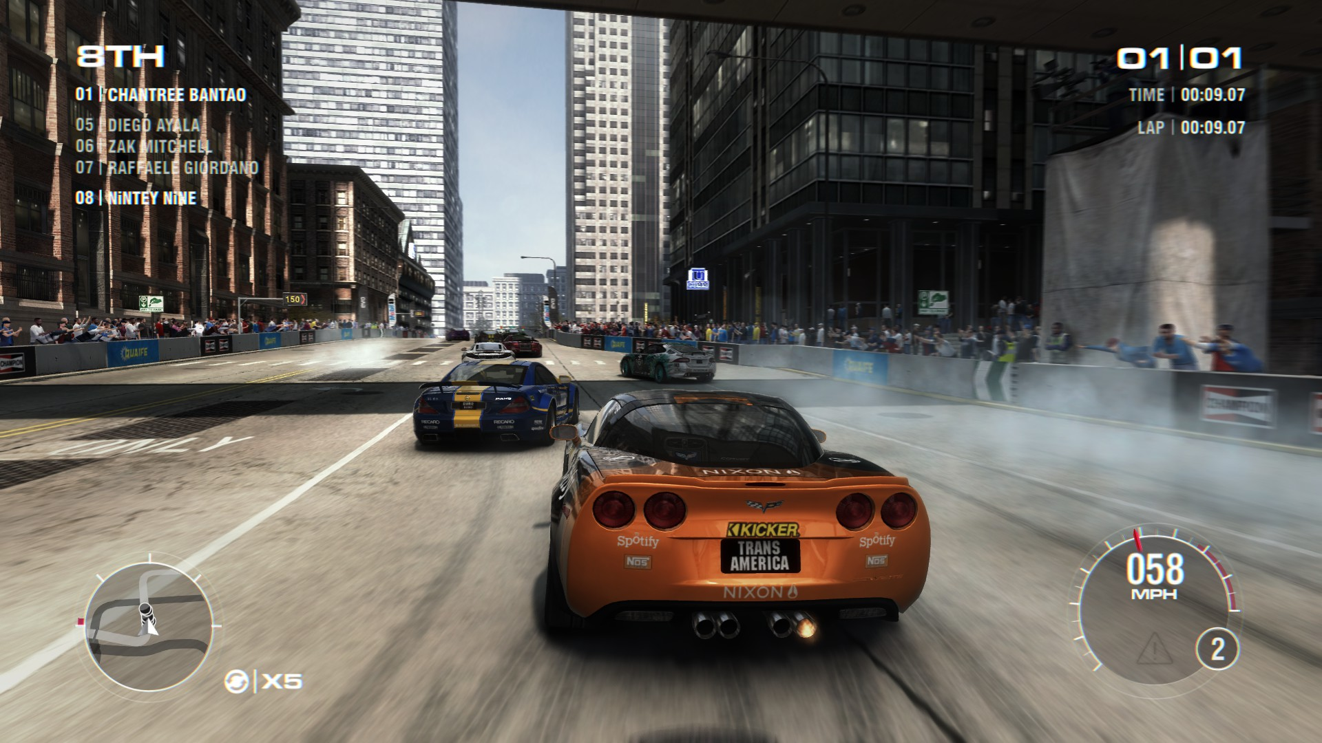 race driver grid 2 them graphics pc gaming linus tech tips