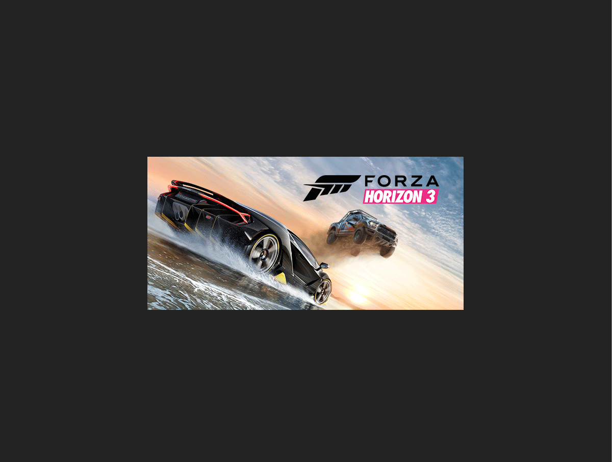 Just downloaded Forza Horizon 3 on my PC and it wont start