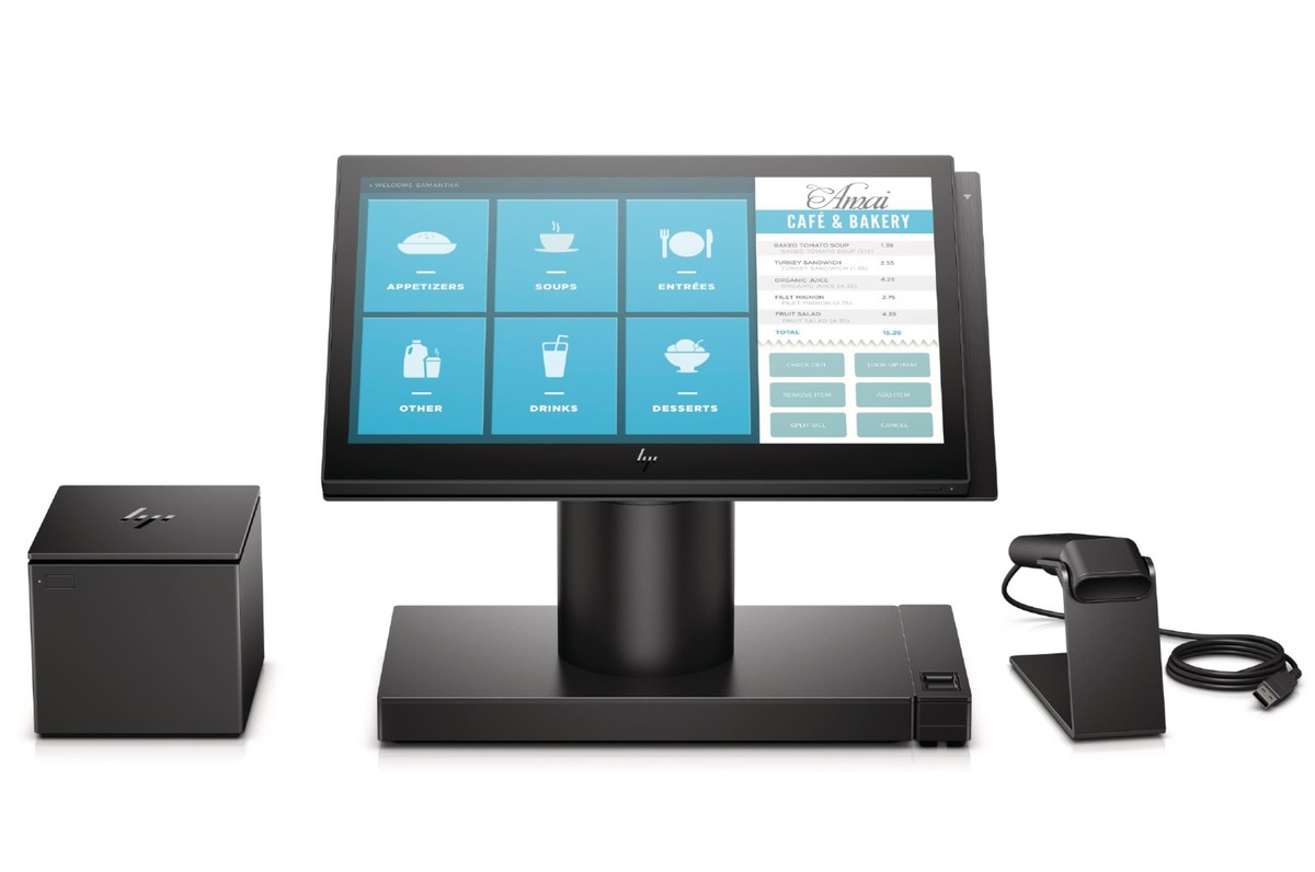 Hp Annonces A New Sleek And Impressive Looking P O S