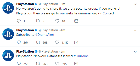 PSN hacked by the same group that hacked HBO - Console