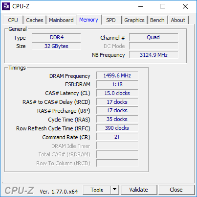 Overclocking 6850K with XMP Profile pushed Blck to 125MHz