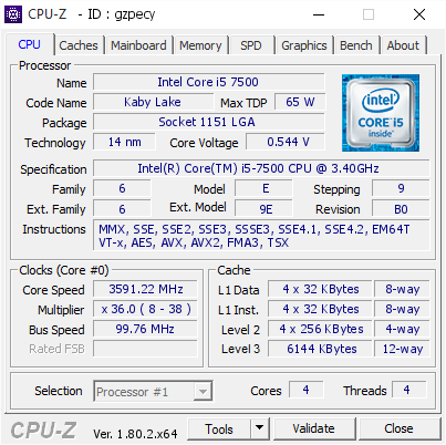 how to find cpu voltage