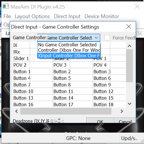 ConsoleTuner • View topic - [Help Me] Select specific active
