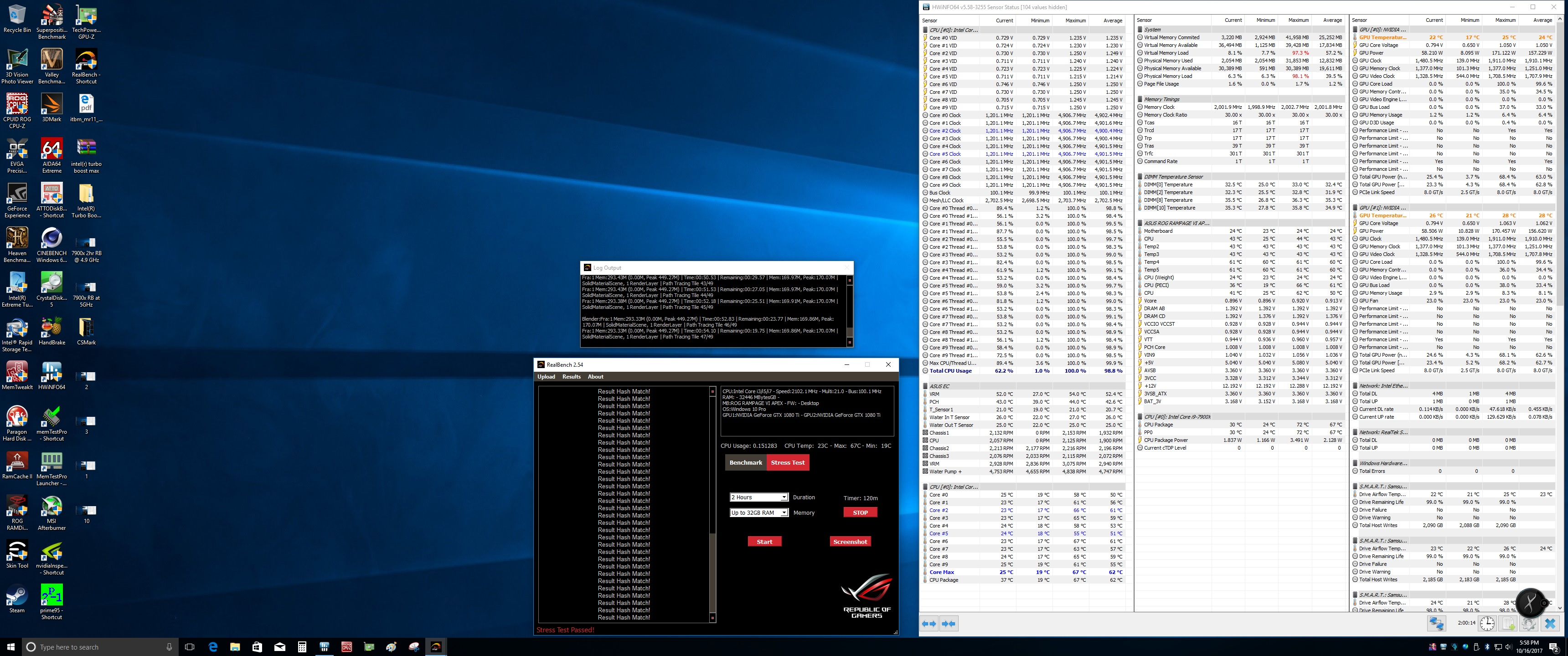 Highest safe max 7900x core temp - CPUs, Motherboards, and