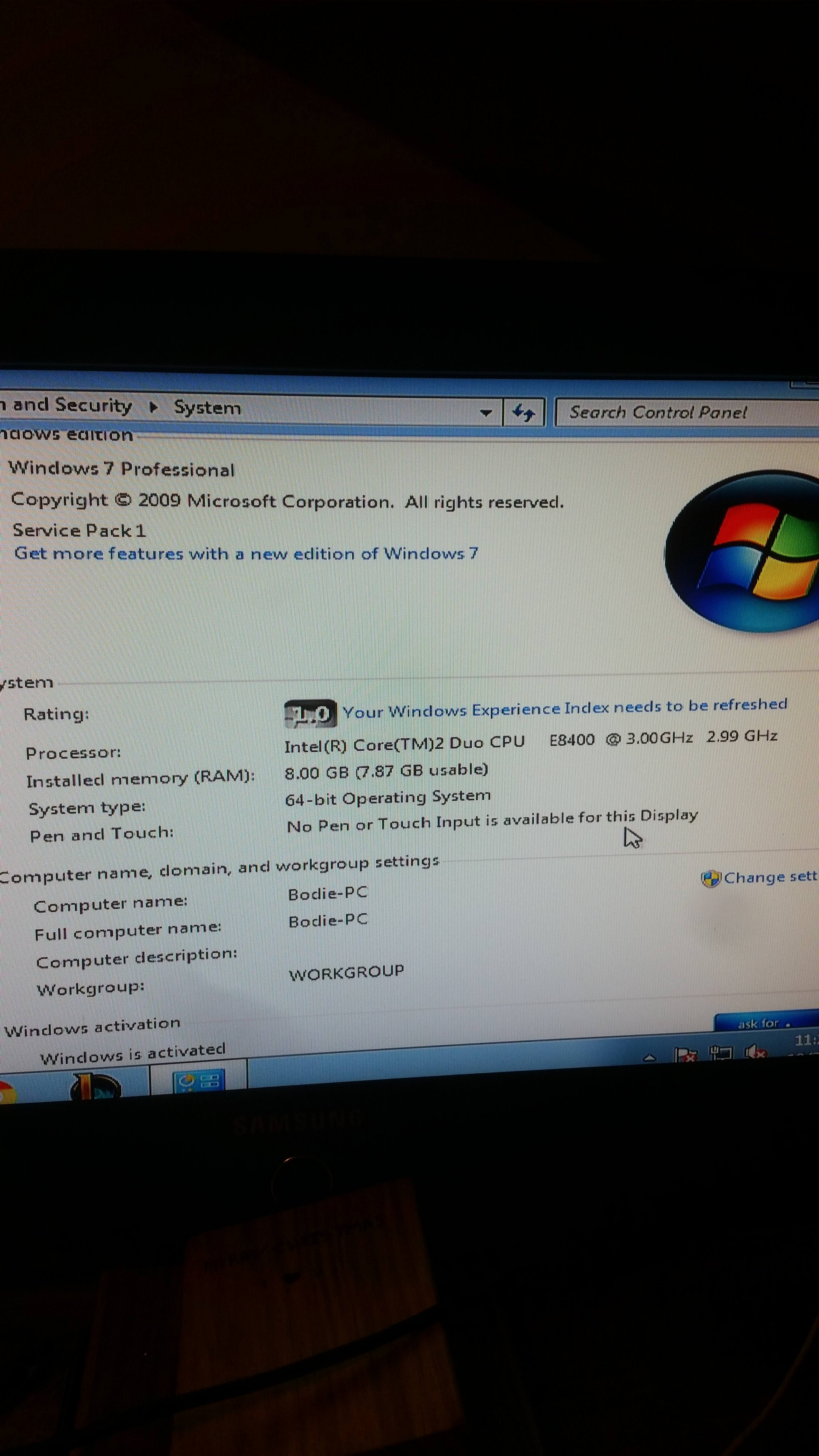 xfx motherboard drivers windows 7