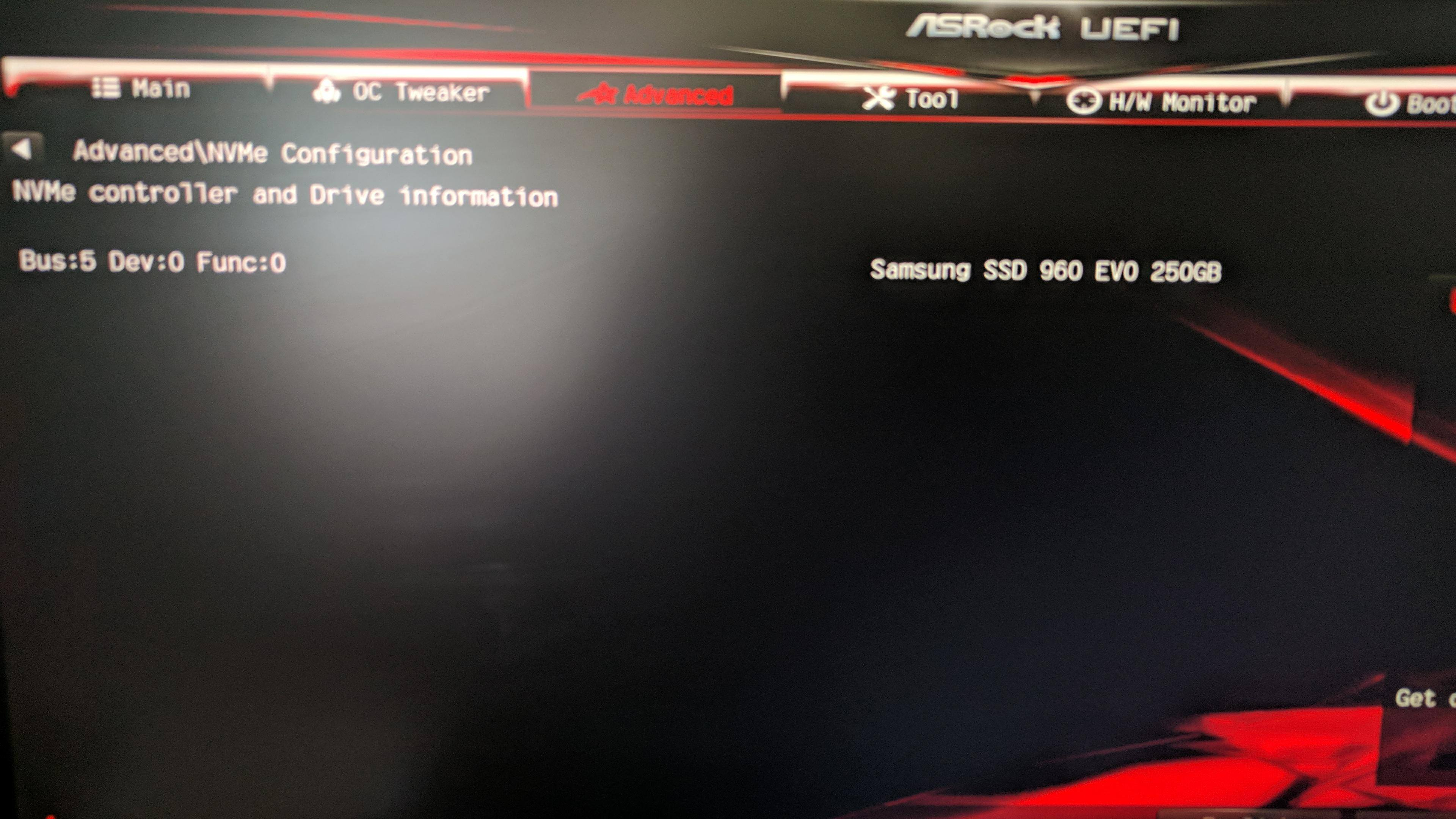 M 2 SSD Installation on ASUS Z97-K/USB3 1  Device not detected when
