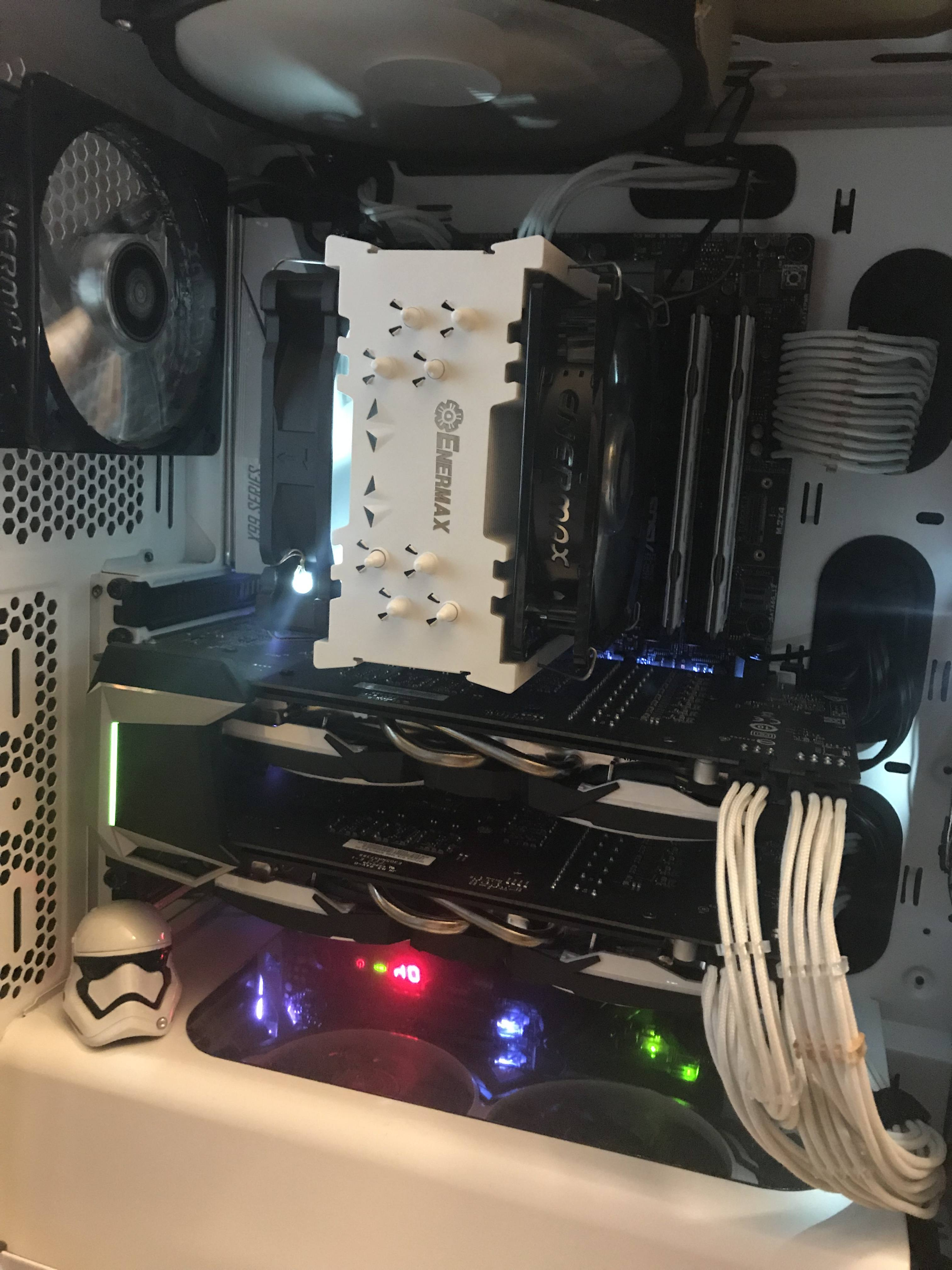Aio Miner suggestions on converting a nice gaming pc to a mining rig