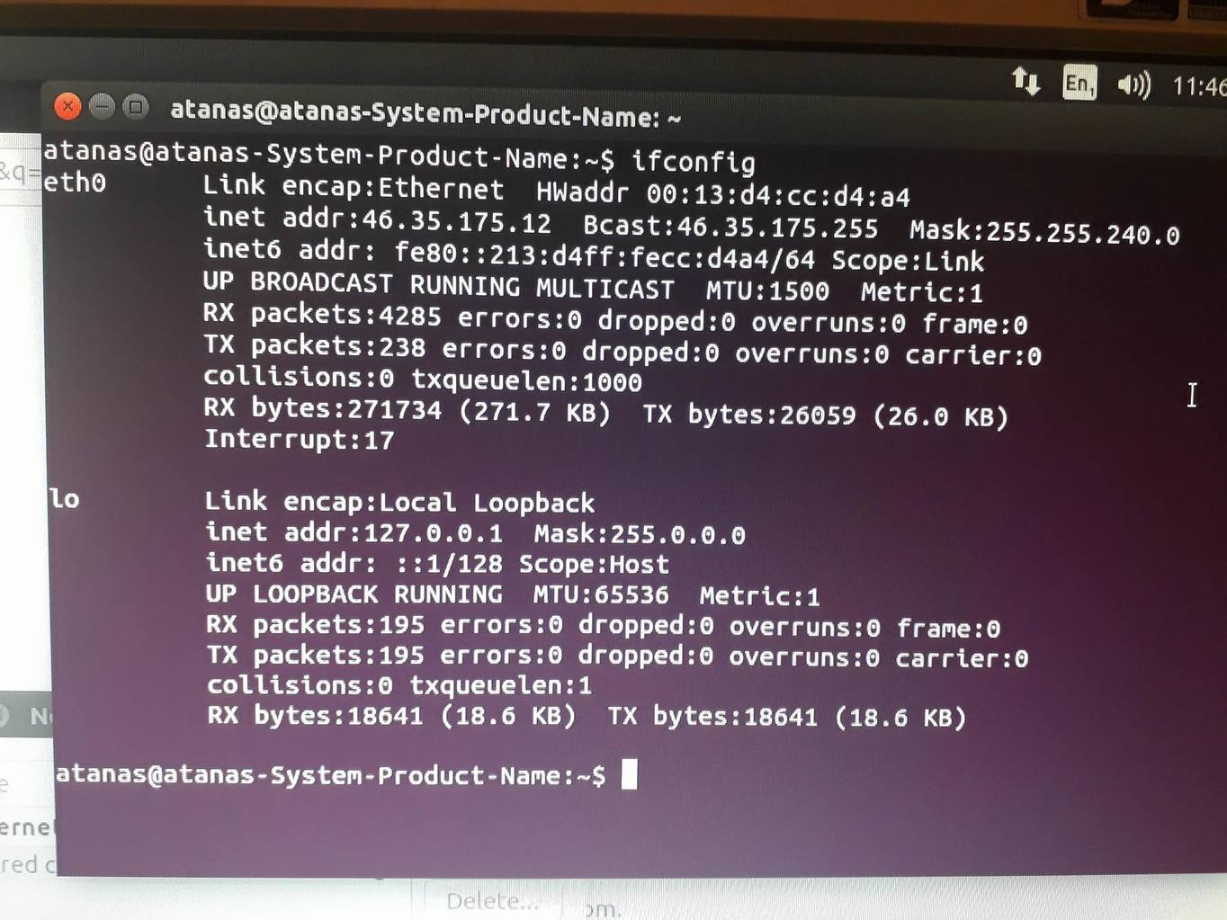 Wired connection not working, ubuntu 14 04 - Linux, macOS and