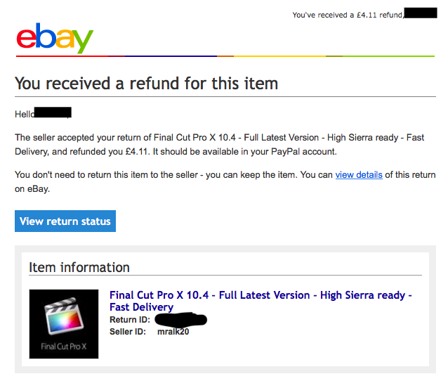 Ebay Scammer Don T Get Fooled Programs Apps And Websites Linus Tech Tips