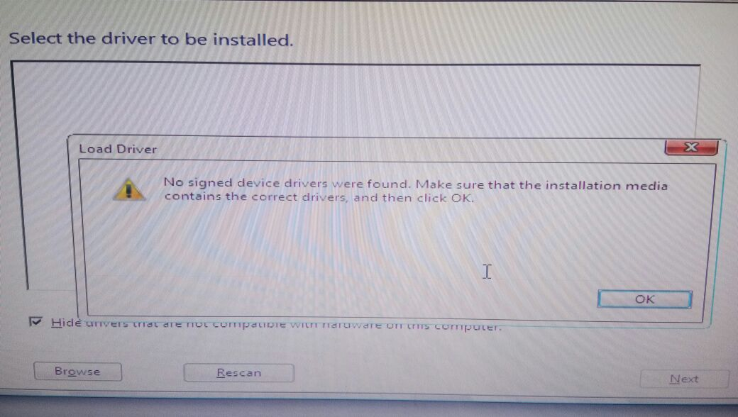 Windows installation does not detect SAS Drive (System X3400 M3