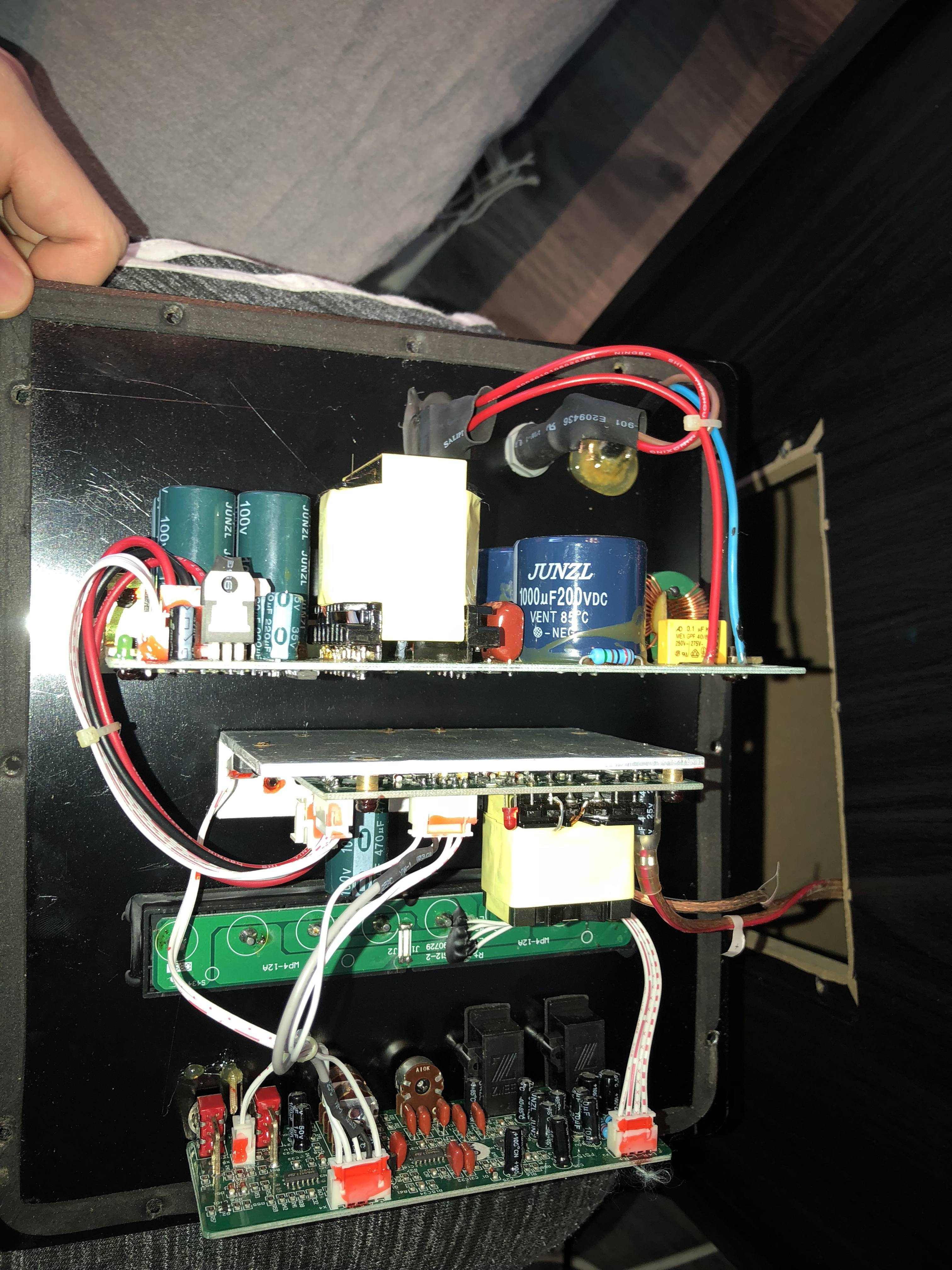 Fence Audio 15 Subwoofer not recieving power - Home Theater