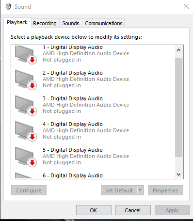 amd high definition audio device driver not signed