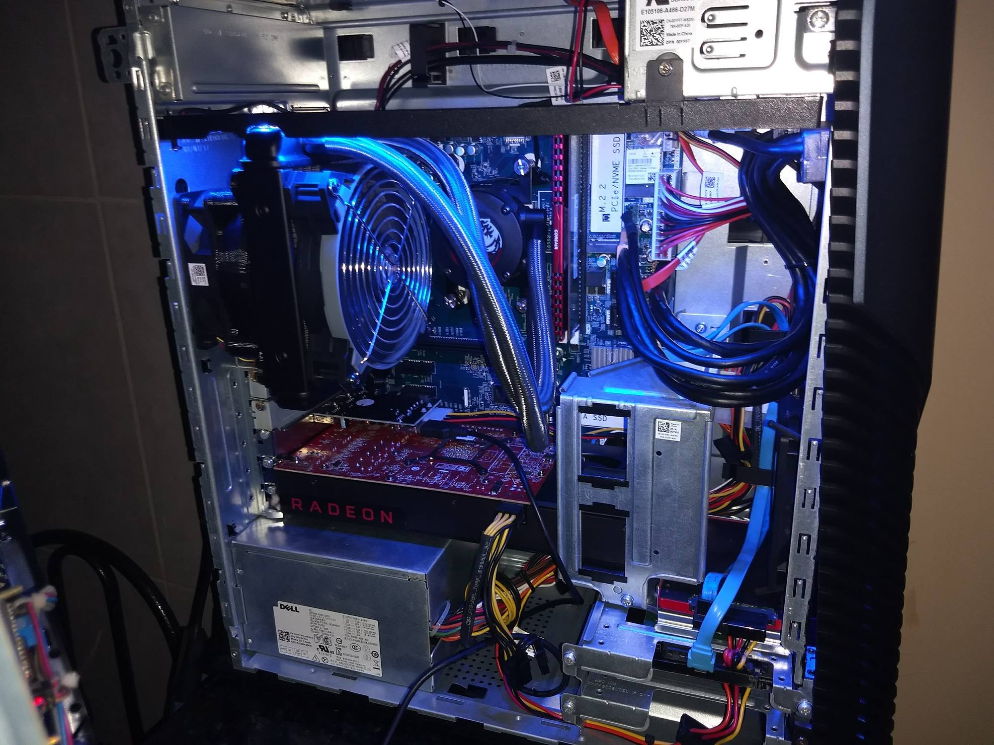 Dell inspiron gaming 5676 liquid cooling - Liquid and Exotic Cooling