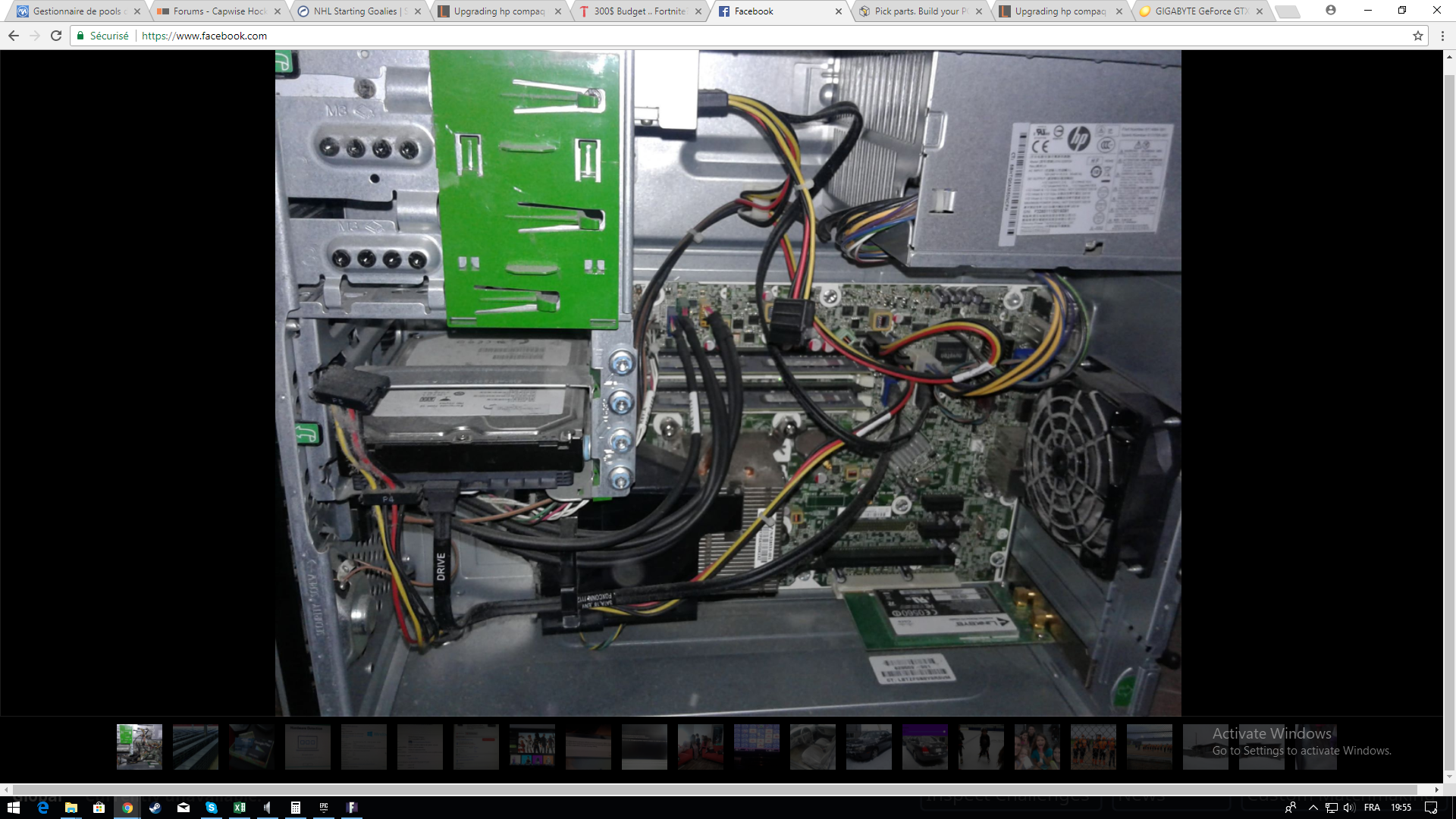 Upgrading hp compaq 6200 - New Builds and Planning - Linus