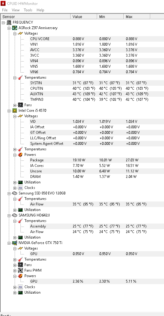 Are my PC specs running at good power? - Cases and Power Supplies ...