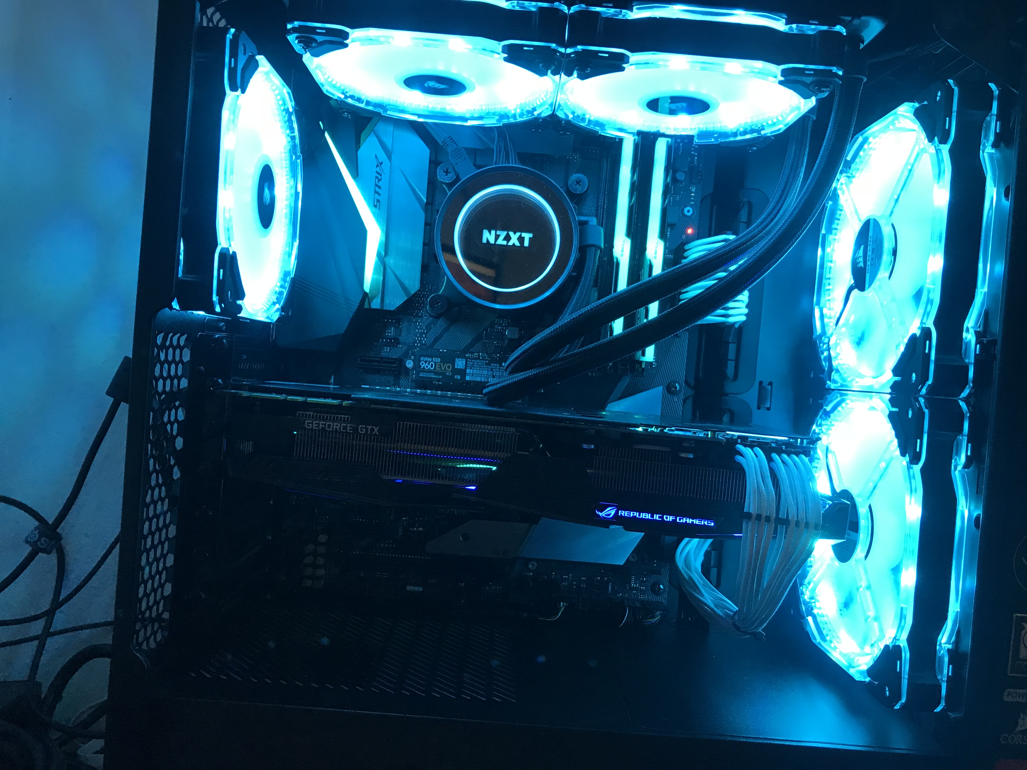 Syncing RGB fans / individually addressable LED strip with MBO RGB