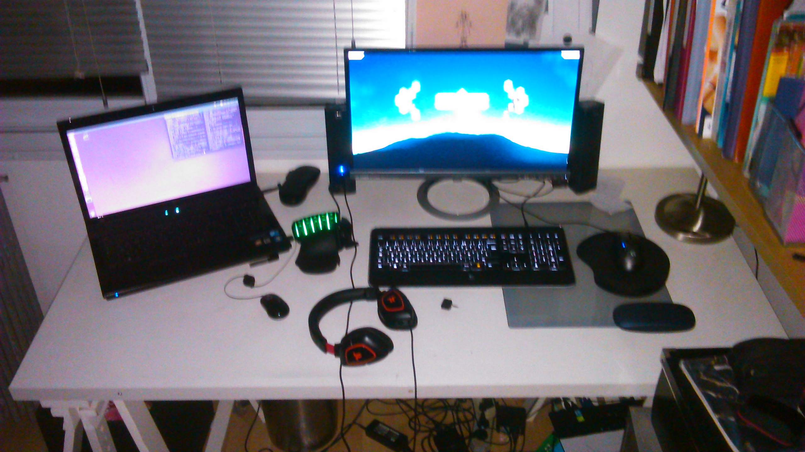 Your setup now compared to 5 years ago? - Page 3 - General