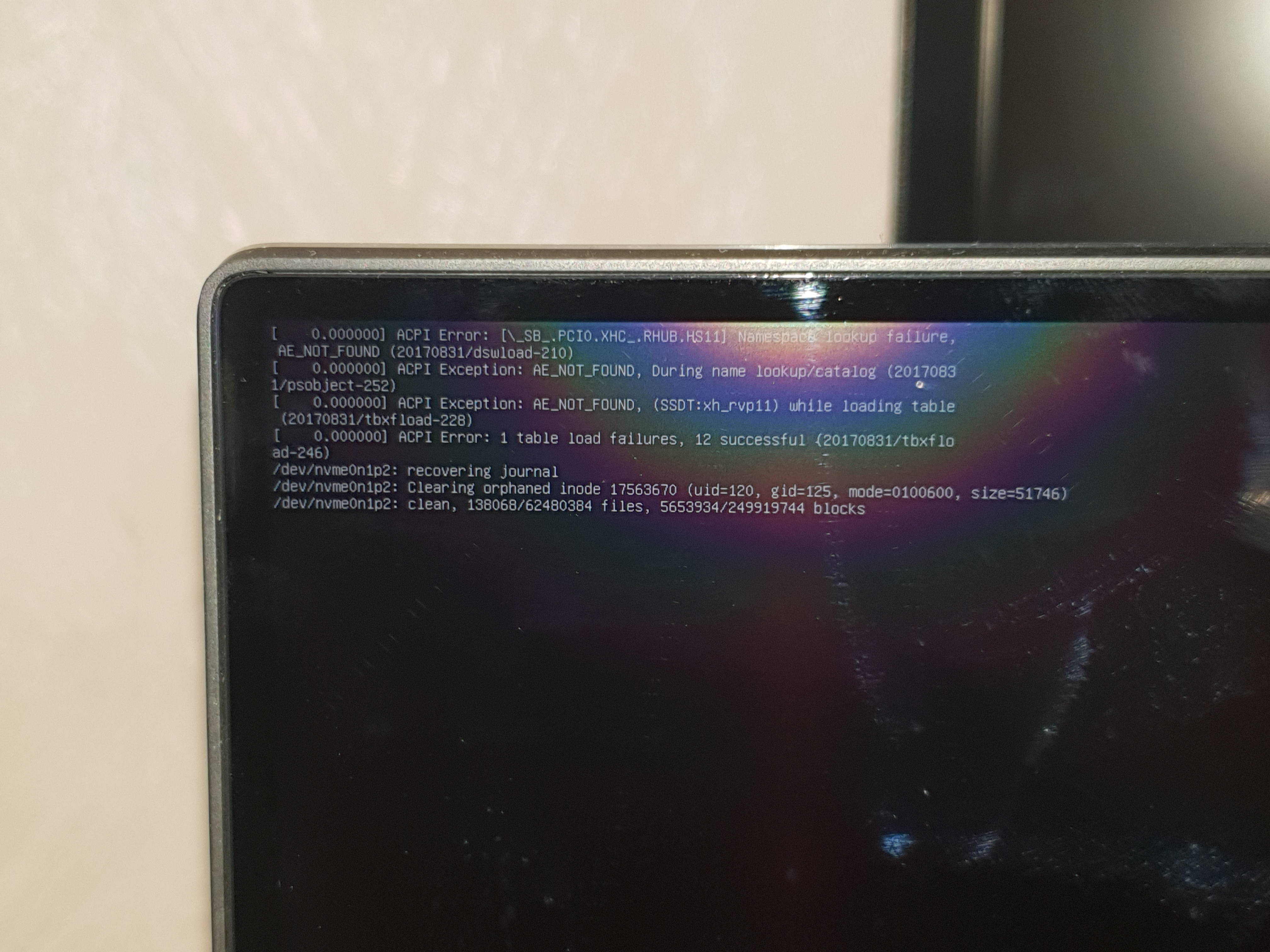 Help me I want to die (Ubuntu on Dell xps - Linux, macOS and