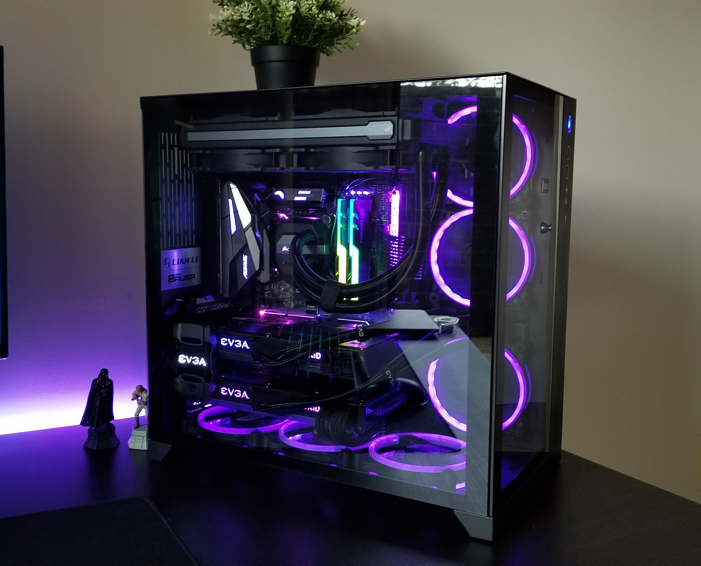 Purple Heart Build feat. PC O11 Dynamic