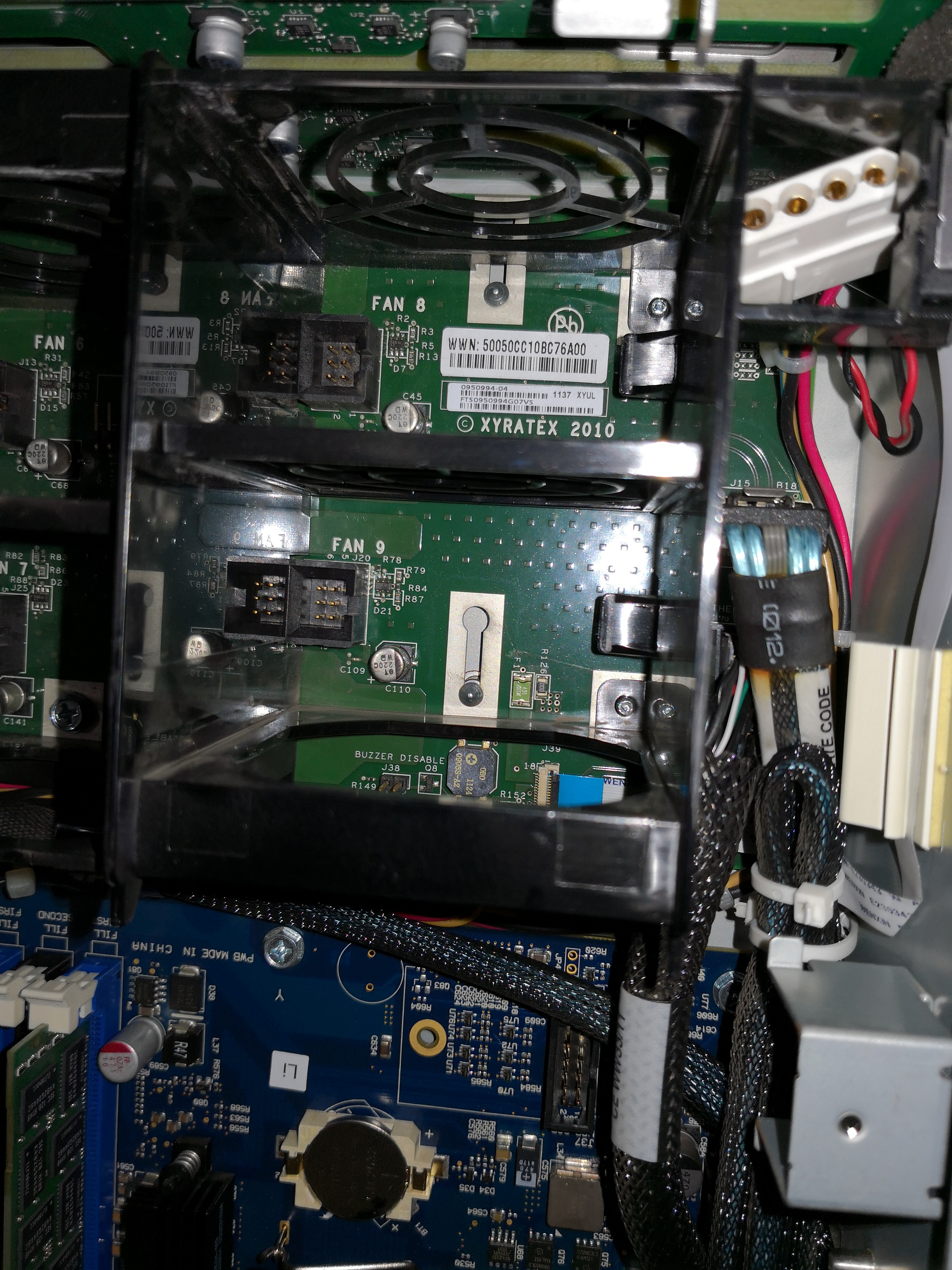 Please help me figure out what to do next! (Old corporate server