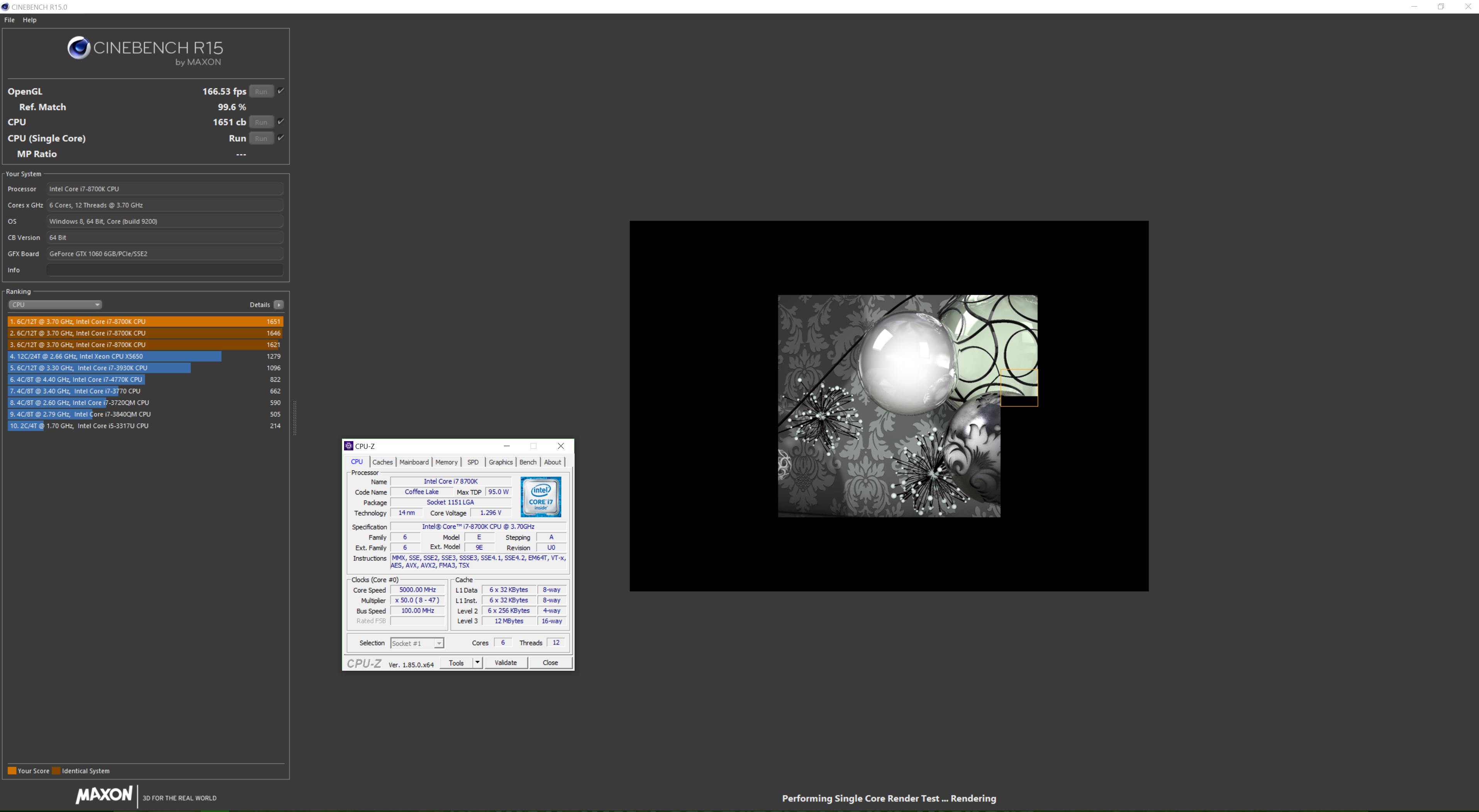 Post your Cinebench R20+15+R11 5+2003 Scores **Over 1000 Submissions
