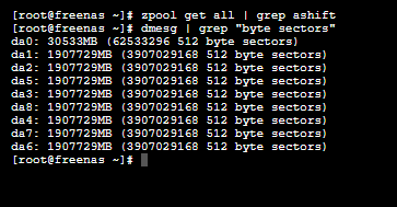 FreeNAS: Why are my files taking up so much space??? - Page
