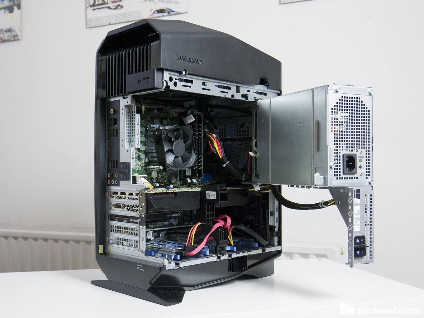 Alienware Aurora R7 really bad heating issues - Air Cooling - Linus
