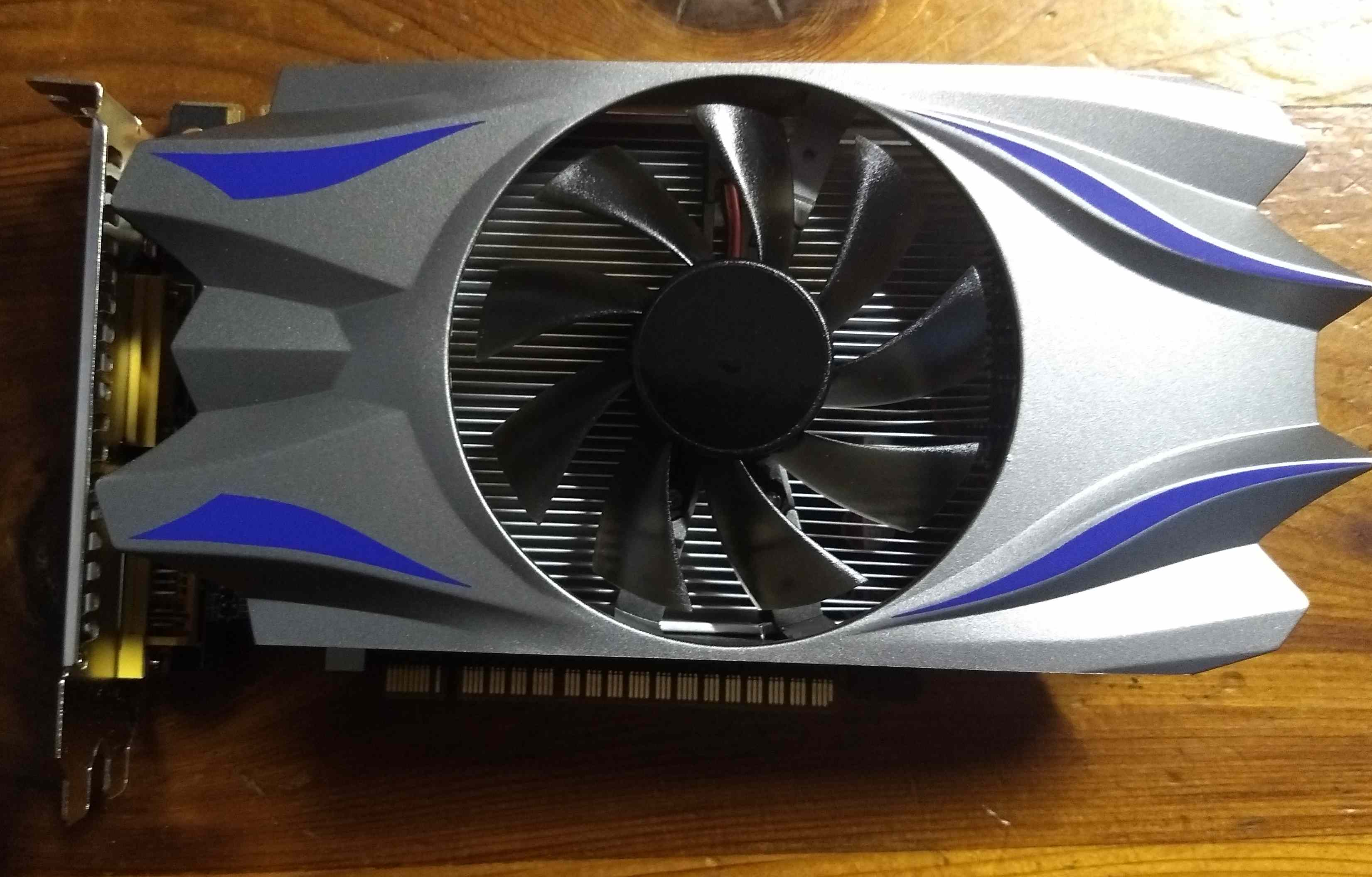 Fake gtx 750ti - can't find compatible bios - Graphics Cards