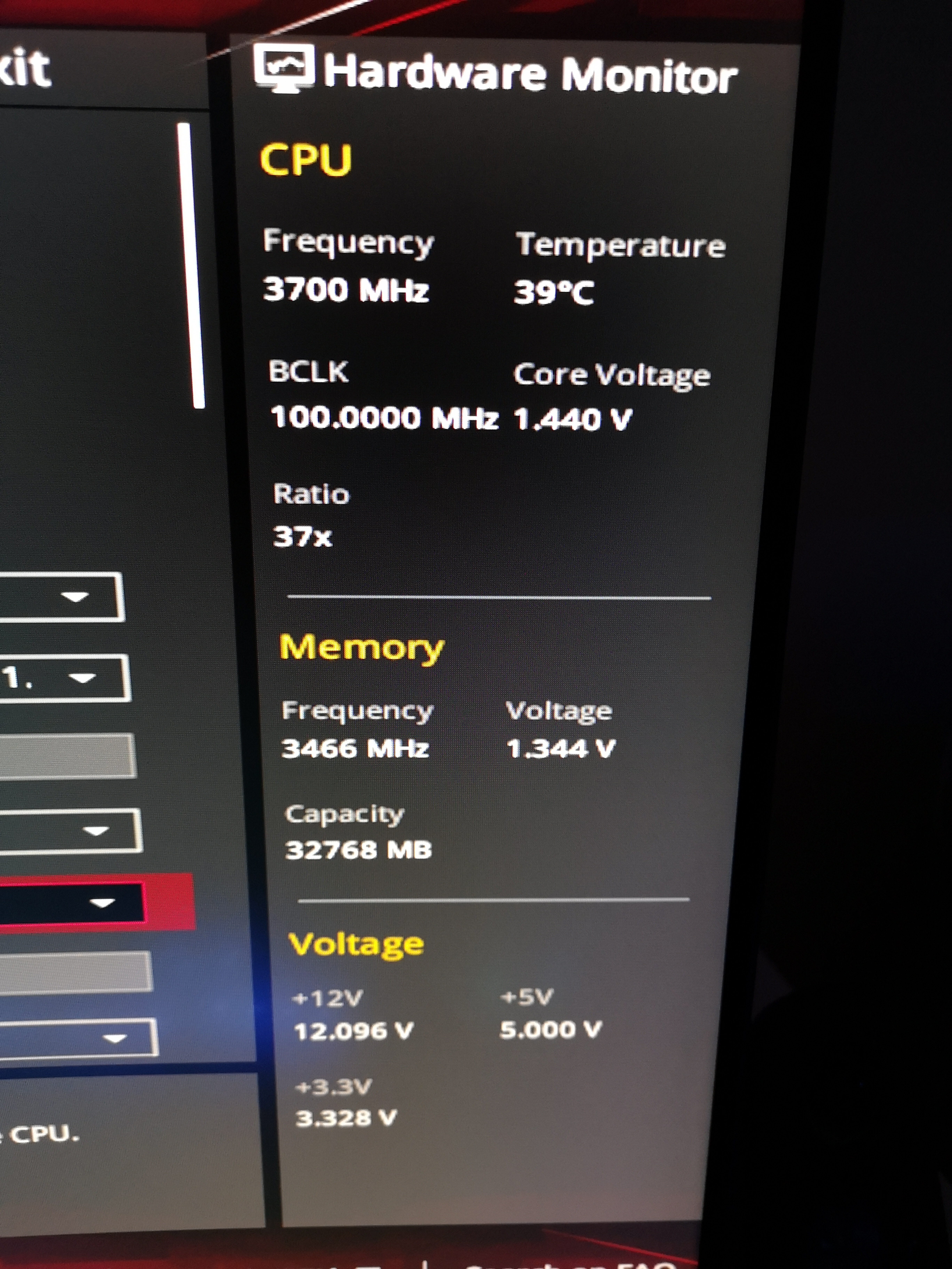 I7 8700k cpu core voltage too high? - CPUs, Motherboards, and Memory