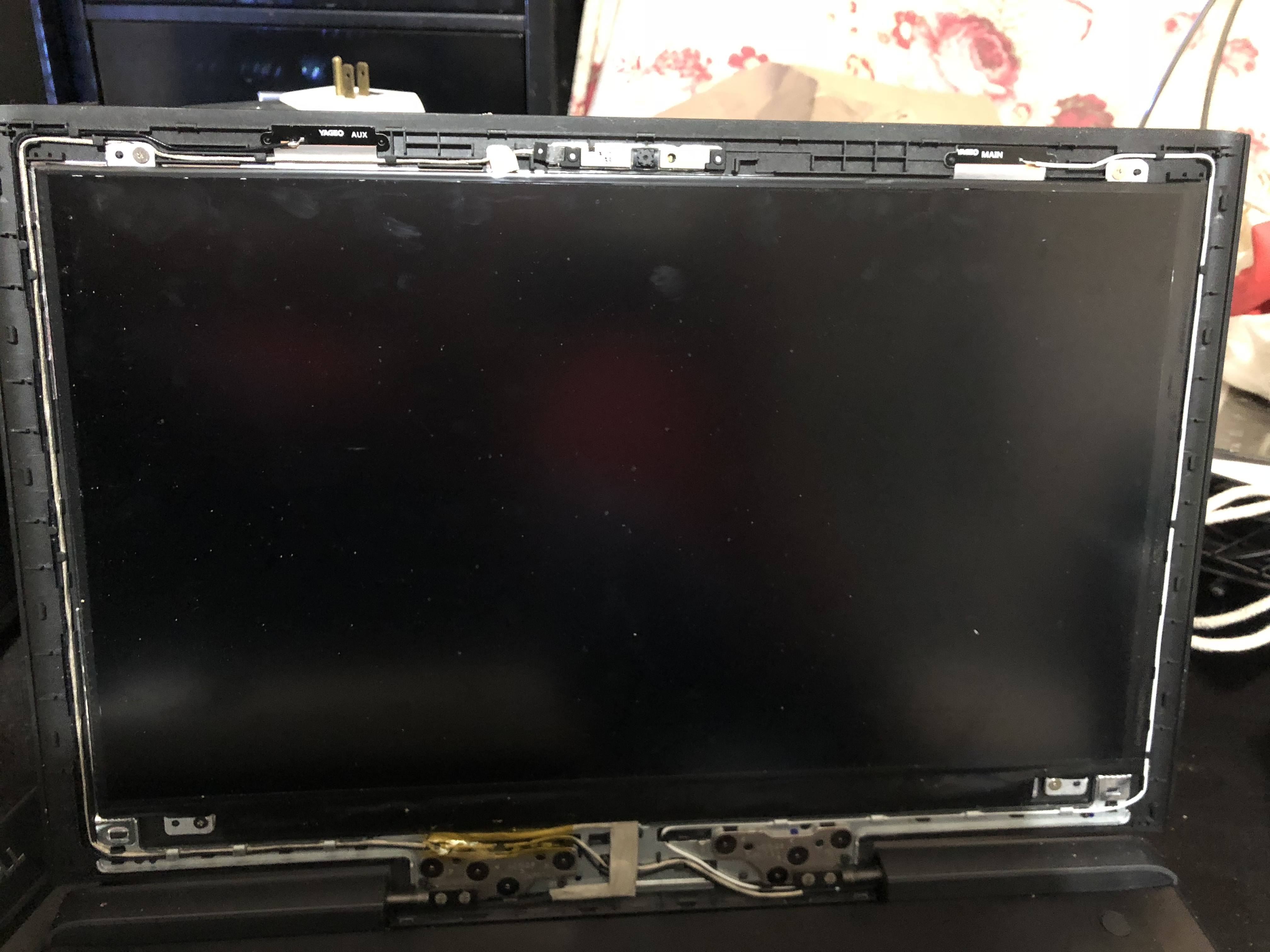 Dell Inspiron 15 7577 120Hz Display Mod - Case Modding and Other