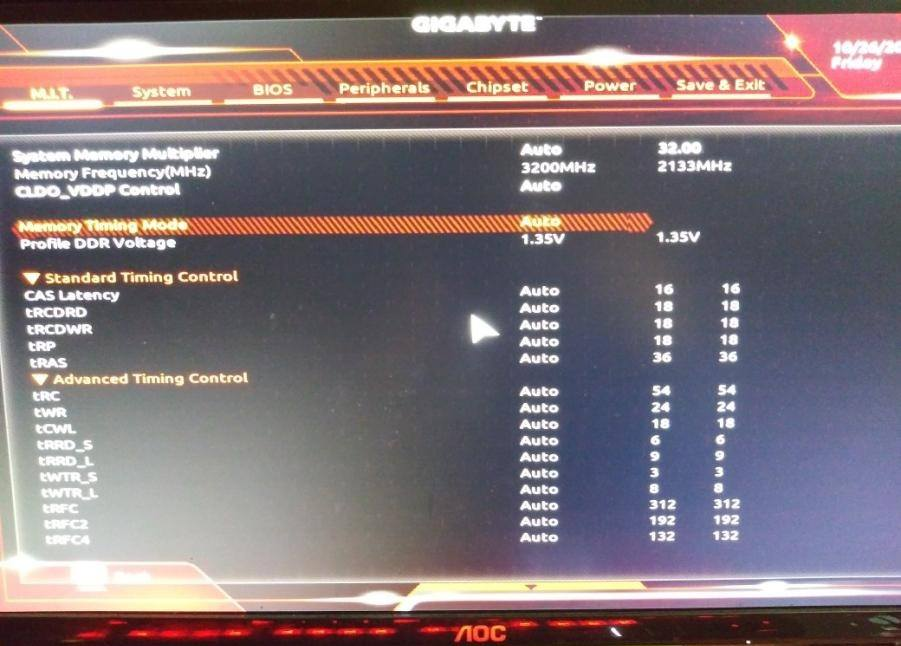 XMP Profile Ryzen not working - CPUs, Motherboards, and Memory
