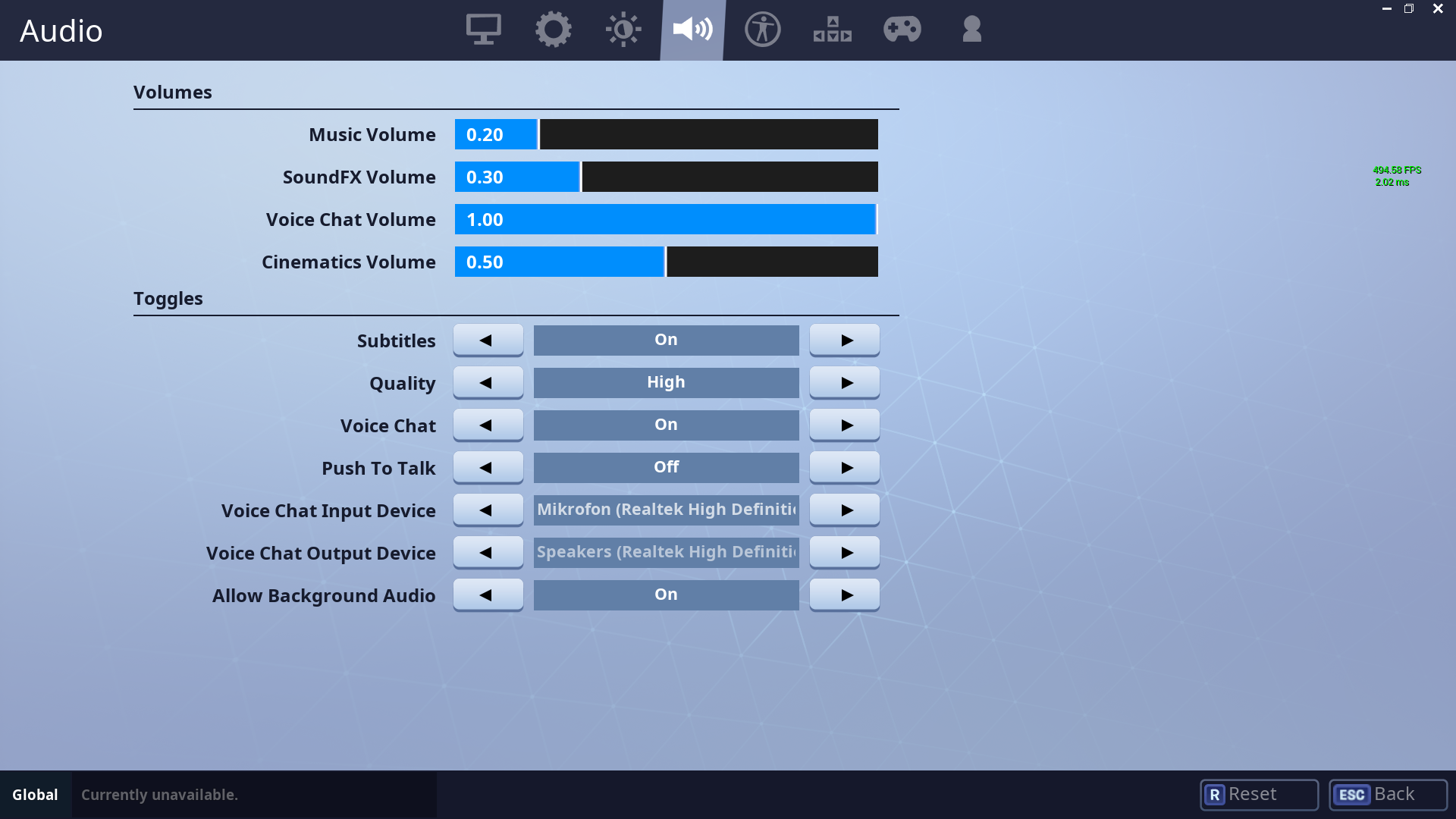 Fortnite Sound Not Working Pc can't speak in fortnite voice chat and can't hear people in