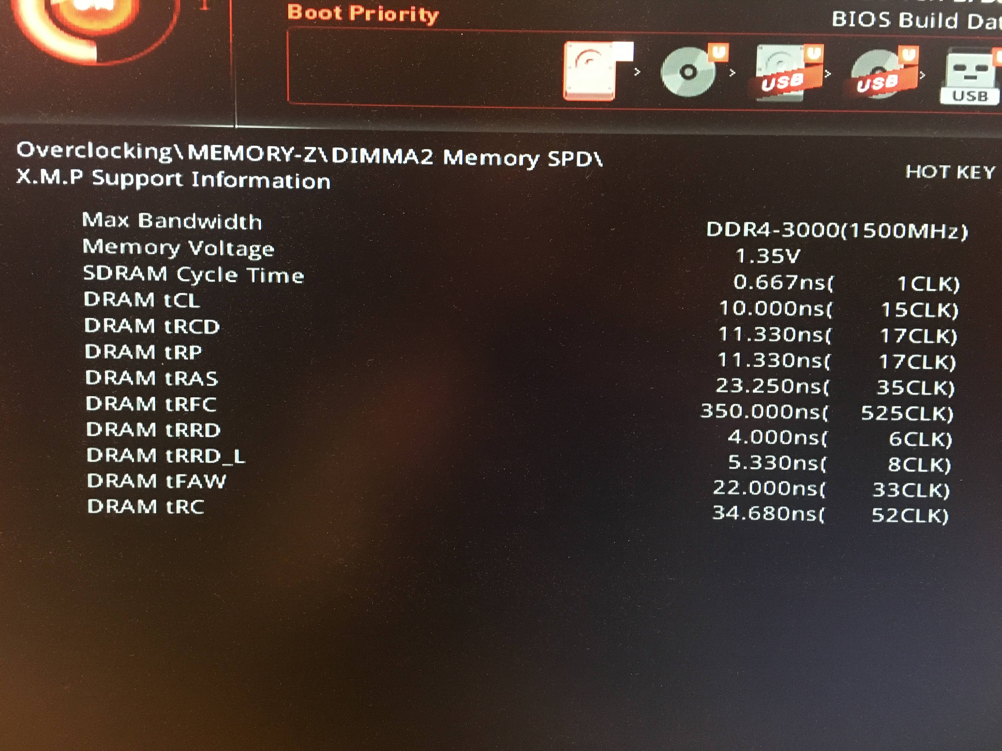 Ryzen 2600X on B450 - BSOD when virtualization is enabled - CPUs