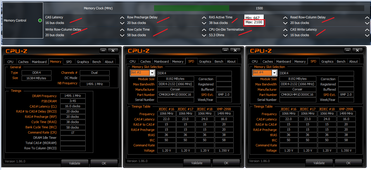 DDR4 RAM Overclocking Potential - CPUs, Motherboards, and