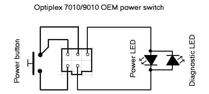Dell 9010 Power Switch Pinout Dell Photos And Images 2018