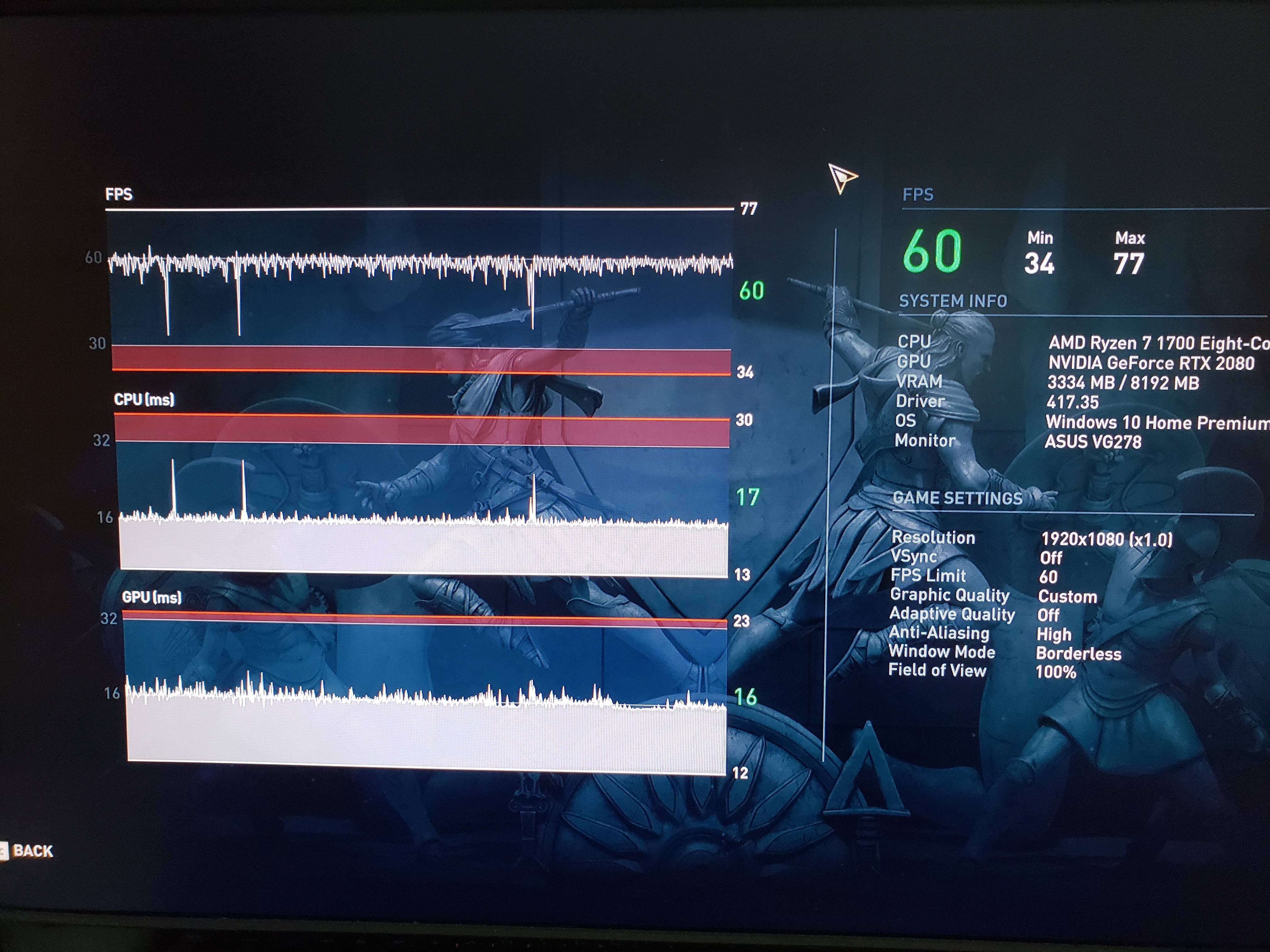 RTX 2080 stutters and drops frames in all games  Very