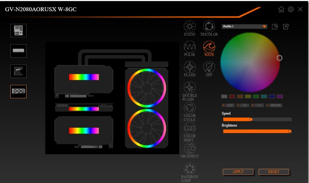 rgb fusion modes dissappear - Programs, Apps and Websites