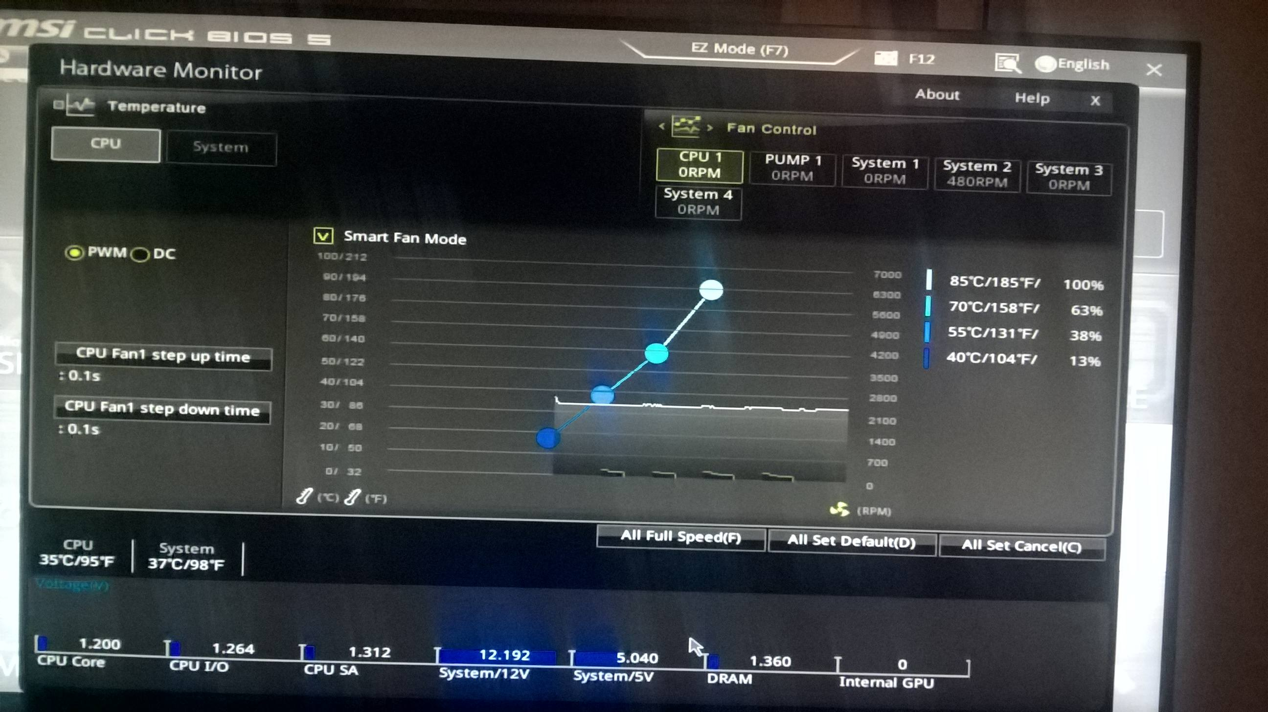 I7 8700k idle temp  - CPUs, Motherboards, and Memory - Linus