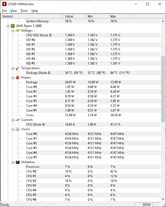 Ryzen 5 2600 4 125 OC crashes - CPUs, Motherboards, and Memory
