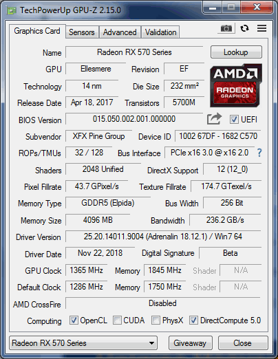 Good or bad Unigine Heaven Benchmark - Graphics Cards