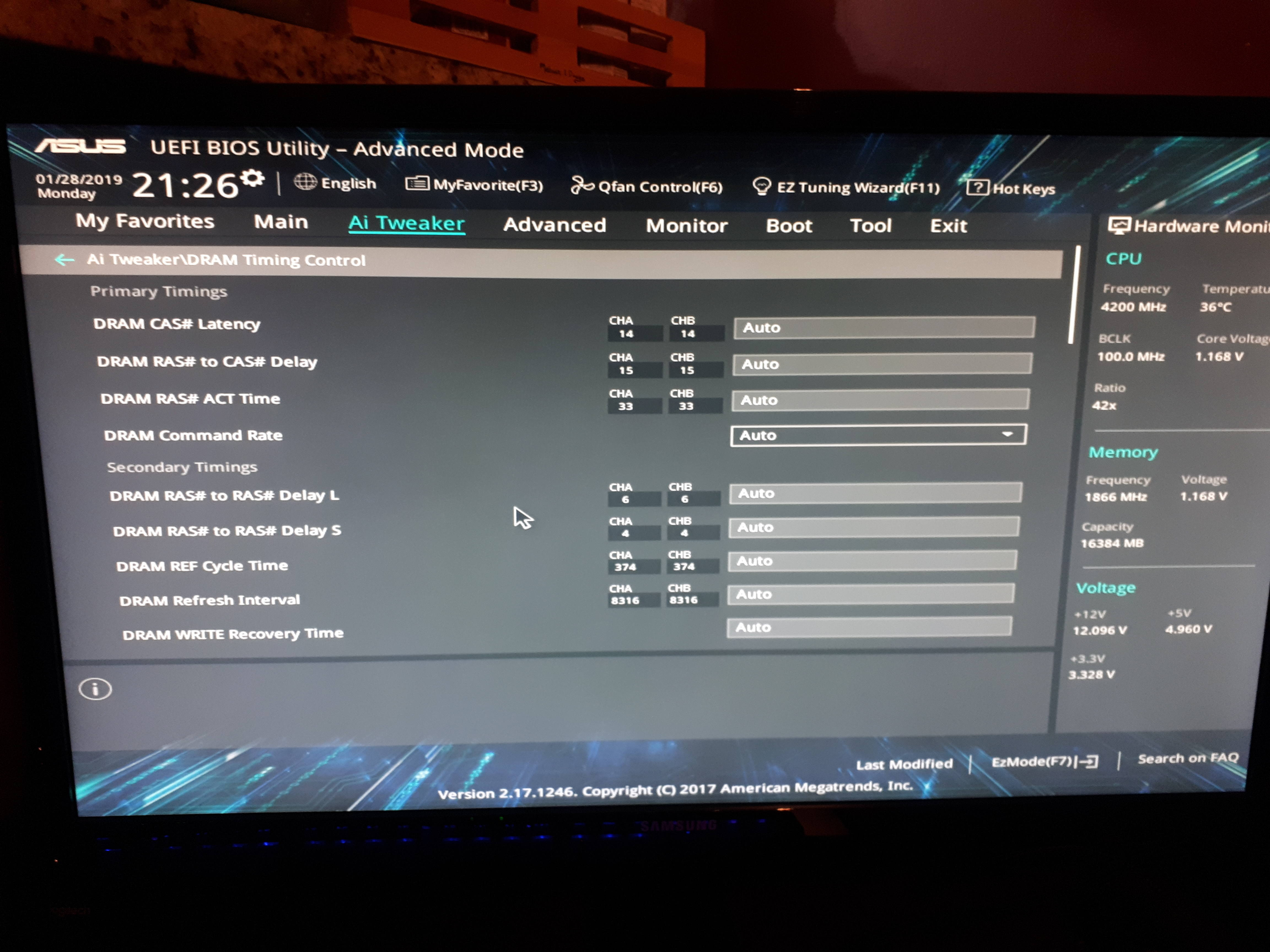Pc will only boot if I press memok! - Troubleshooting - Linus Tech Tips