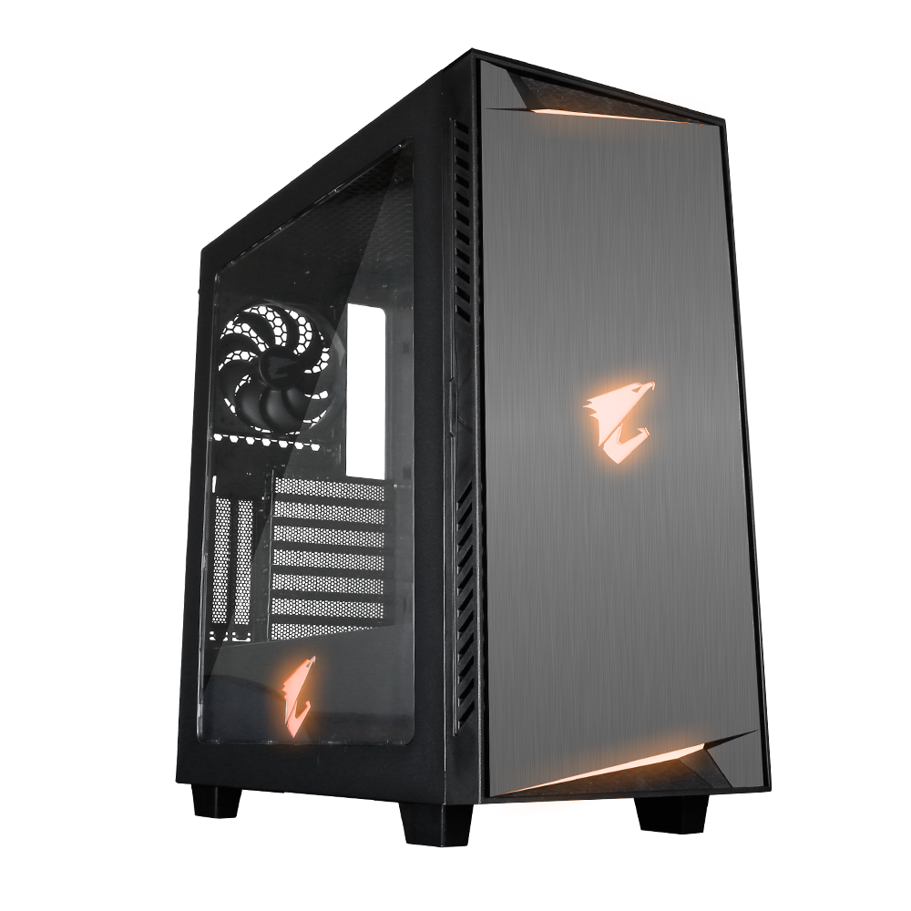 Does a RGB Fusion Case work with AURA Sync ? - CPUs
