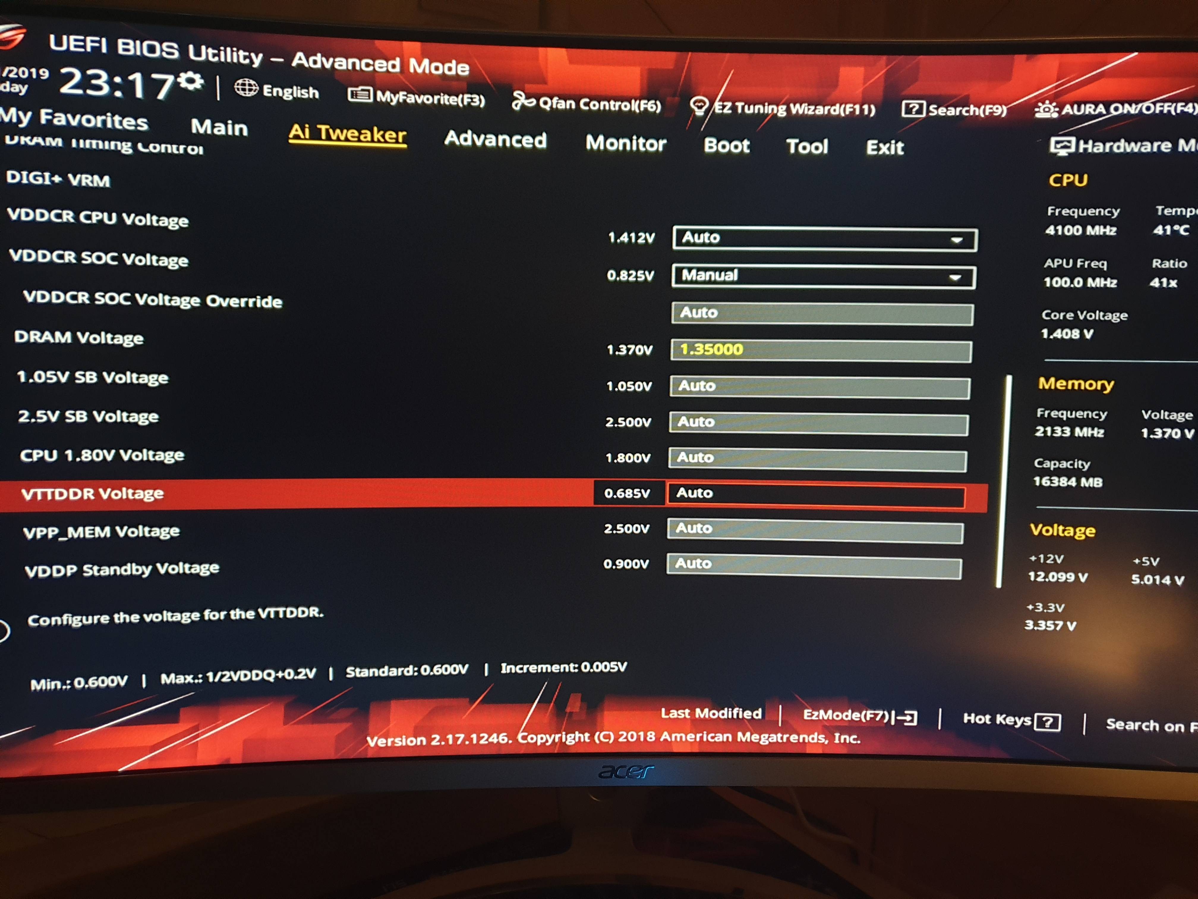 RAM speed on Ryzen 7 2700x - CPUs, Motherboards, and Memory
